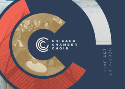 Where Flames a Word—Chicago Chamber Choir